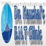 Dr. Anuj Kaushal - ENT, Head Cancer, Neck Cancer And Cosmetic Surgeon