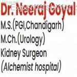 Dr Neeraj Goyal  - Urologist and Kidney Transplant Surgeon
